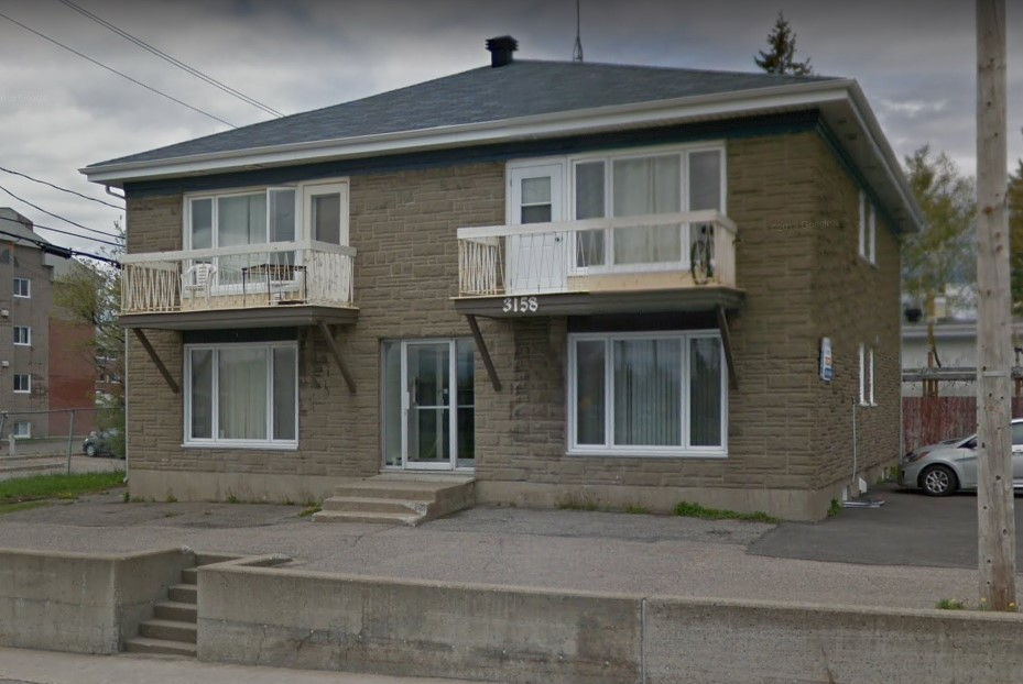 3158, boul. Hochelaga #3, Québec G1W 2R3