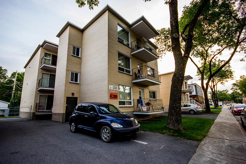 1755, rue Niverville #11, Québec G1J 4Z9